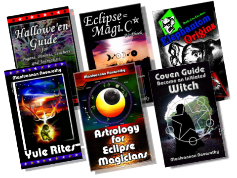 Wicca, Astrology & Esoteric Books by Mani