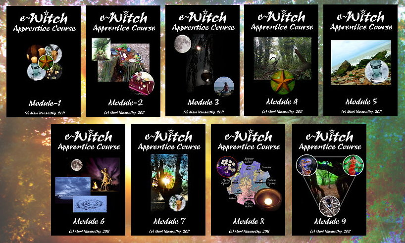 e-Witch Apprentice - home study Course by Mani
