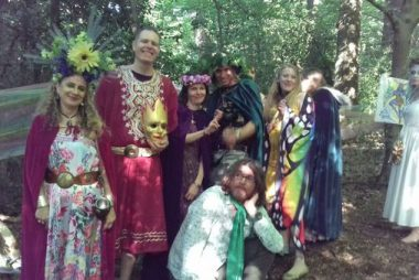 Wicca & Pagan Open Rituals - facilitated by Mani